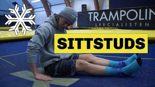 Studsmatta: How to sittstuds