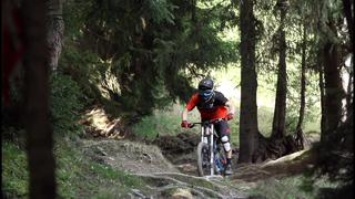 Enduro bike Saalbach - 2år sedan