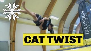 Studsmatta: How to Cat twist - 1mån sedan