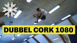 Studsmatta: How to Dubbel cork 1080 - 1mån sedan