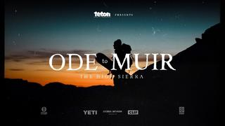 Ode To Muir - Official Trailer Starring Jeremy Jones & Elena Hight - 3v sedan