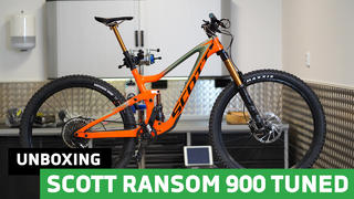 Unboxing: Scott ransom 900 tuned