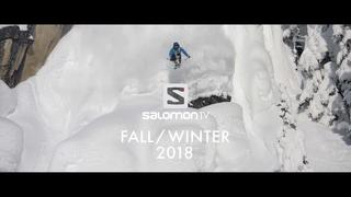 SALOMON TV: Fall Winter 18/19 Teaser - 1år sedan
