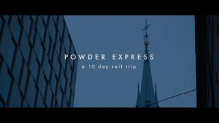 Powder Express - 1år sedan