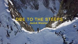 ODE TO THE STEEPS - Jacob Wester Adventures #10 - 2v sedan