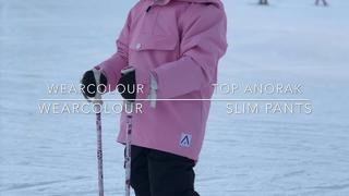 Wearcolour Youth Top Anorak and Slim Pants pr