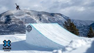 Kelly Sildaru wins Women's Ski Slopestyle gold | X Games Aspen 2019 - 3v sedan