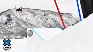 Alex Hall wins Men's Ski Slopestyle gold | X Games Aspen 2019 - 3v sedan