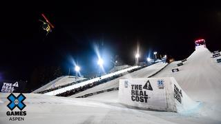 Birk Ruud wins Men's Ski Big Air gold | X Games Aspen 2019 - 3v sedan