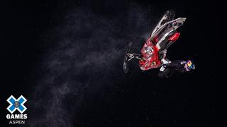 Daniel Bodin wins Snowmobile Freestyle gold | X Games Aspen 2019 - 1år sedan