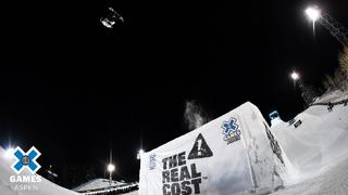 Sven Thorgren wins Men's Snowboard Big Air bronze | X Games Aspen 2019 - 1år sedan