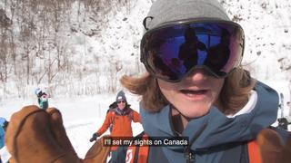 DYBS S.2 Ep.2 - Time for the Freeride World Tour - 1year ago