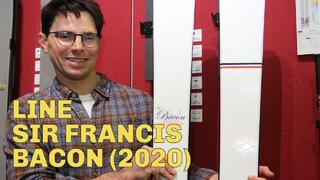Line Sir Francis Bacon (2020) - 2v sedan