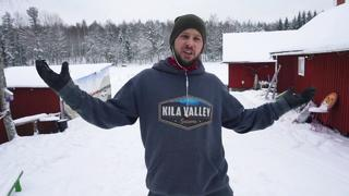 Backyard Ski Park - Kila Valley - 1w ago