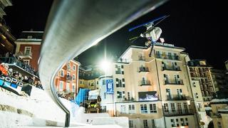 Red Bull Playstreets 2019 Bad Gastein, Austria - 5d sedan