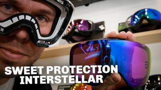 Sweet protection Interstellar (2020) goggles - 2d sedan