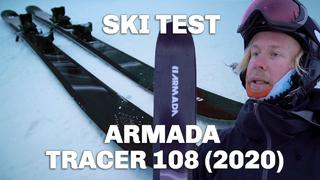Skidtest: Armada Tracer 108 & Trace 108 (2020) - 1month ago