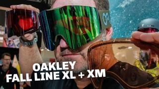 Oakley Fall Line XL + Oakley Fall Line XM (2020) - 2år sedan