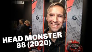 Head Monster 88 (2020) - 2år sedan