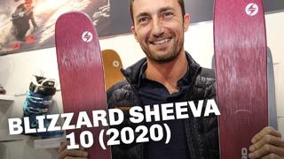Blizzard Sheeva 10 (2020) - 9mån sedan
