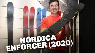 Nordica Enforcer (2020) - 2år sedan