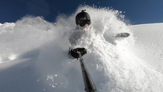 Mad powder in Verbier - 4 Vallées - 1year ago