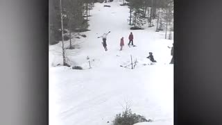 Bjursås Backcountry kicker ft.the boiz (MÅSTE