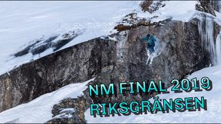 Freeride-TV: Finalen NM Riksgränsen 2019 - 1år sedan