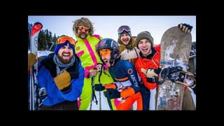 Skiing Stereotypes | Dude Perfect - 3v sedan
