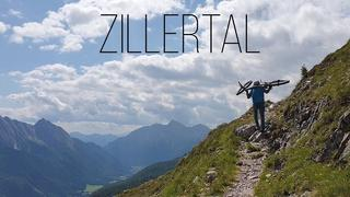 MTB In Zillertal - Downhill/Single trails/End