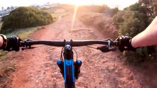 Mountain biking the south coast of Portugal
