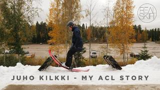 Real SkiFi: Juho Kilkki - My ACL Story - 1år sedan