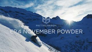Mattias Hargin - EP. 4 November Powder - 1w ago