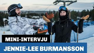 Intervju: Jennie-Lee Burmansson om sin comeback - 4d ago