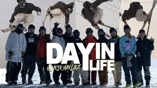 Henrik Harlaut - Day In Life / Nanshan Ski Village - China