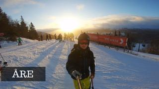 Skiing Åre 2020 | Made the best of what we got! - 2d ago