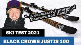 Tested & reviewed: Black Crows Justis 100 (2021)