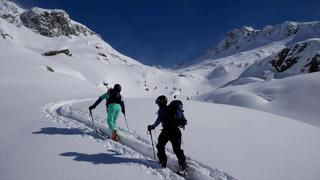 Skiing Chamonix 2020 | Randonnée week with UCPA - 1month ago