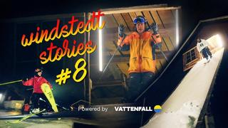 Windstedt Stories #8 - Inviger rampen & rail session - 1mån sedan