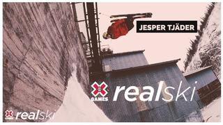 Jesper Tjäder: REAL SKI 2020 | World of X Games - 8mån sedan