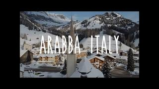 Offpiste in Arabba & Marmolada, Dolomites - DJI Mavic Mini - 10mån sedan
