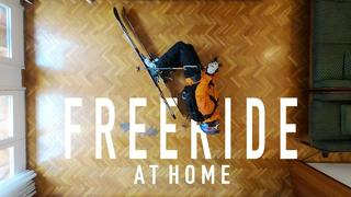 Freeride Skiing at Home in 4K - 6mån sedan