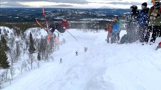 Salomon Mountain Collective Junior Åre 2020 - 6mån sedan