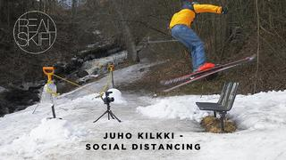 REAL SKIFI - Social Distancing - 6mån sedan