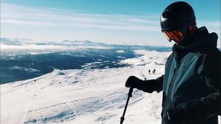 OFFPIST ÅRE - POWDER SHRED - 1month ago