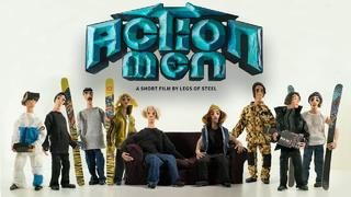 ACTION MEN - A Skiing Short By The Legs Of Steel - 3mån sedan