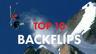 Freeride World Tour | Top 10 Backflips All Time
