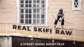 Real Skifi Raw - 2mån sedan