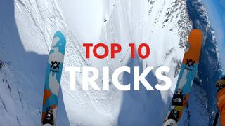 FREERIDE WORLD TOUR | TOP 10 TRICKS ALL TIME - 3mån sedan