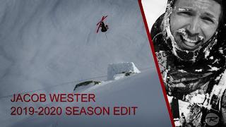 Jacob Wester - Two years of BACKCOUNTRY FREESTYLE SKIING - 2mån sedan